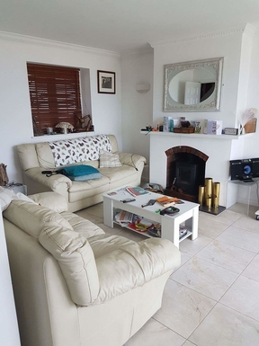 Home exchange in,Jersey,Jersey,Our lounge