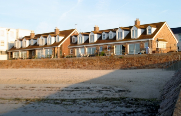 Home exchange in,Jersey,Jersey,Our Terrace of 8 small cottages