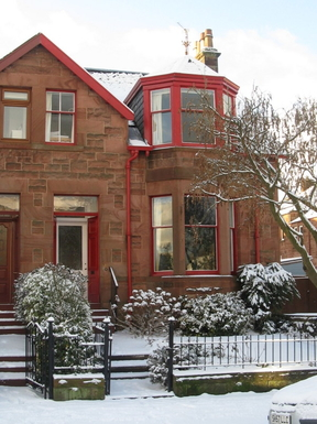 Home exchange country Birleşik Krallık,Glasgow, Scotland,Bright and comfortable home in Glasgow,Home Exchange Listing Image