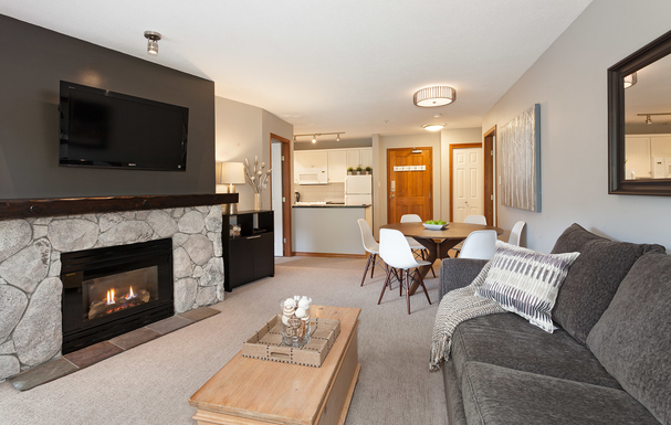 Home exchange country Kanada,Whistler, BC,Perfect Whistler Ski-In/Out Luxe Condo,Home Exchange Listing Image