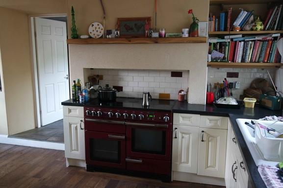 Home exchange in,United Kingdom,Hexham,Kitchen