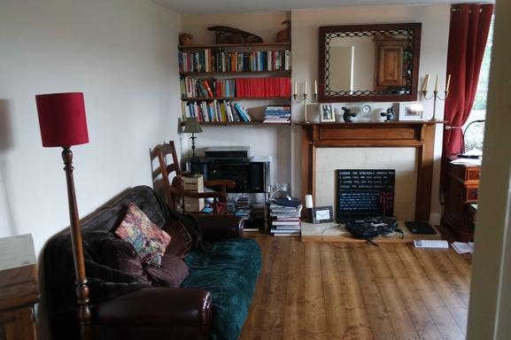 Home exchange in,United Kingdom,Hexham,Dining Room