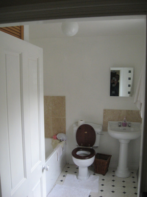Home exchange in,United Kingdom,Hexham,Bathroom with Shower