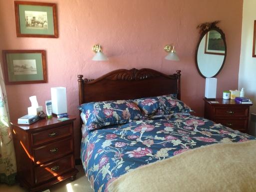 Home exchange in,Australia,CHIFLEY,Main bedroom