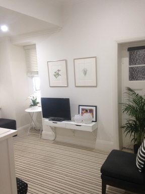 Home exchange in,Australia,Kirribilli, Sydney,Sitting room (2nd bedroom)
