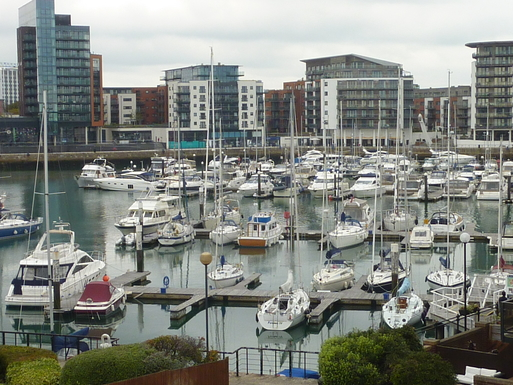 Home exchange in United Kingdom,Southampton, Hampshire,Stunning waterfront apartment in Southampton,Home Exchange & Home Swap Listing Image