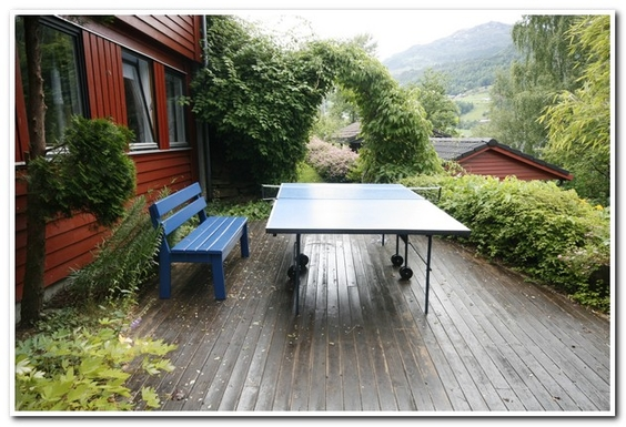 BoligBytte til,Norway,Ulvik,Table tennis and Fjord view