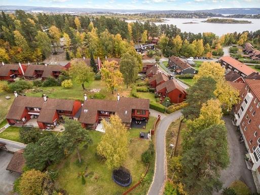 Semidetatched house close to Oslofjorden