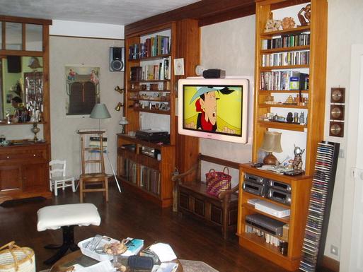 BoligBytte til,France,LIMOGES,the living room