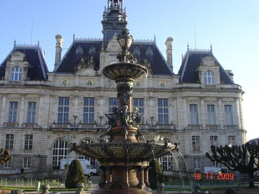 BoligBytte til,France,LIMOGES,Town Hall