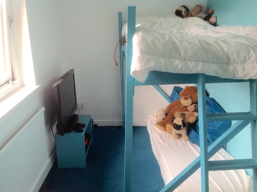 BoligBytte til,United Kingdom,Edinburgh,Smallest bedroom (with raised bed)