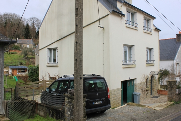 Kodinvaihdon maa Ranska,Quimper, Bretagne,New home exchange offer in Quimper France,Home Exchange Listing Image