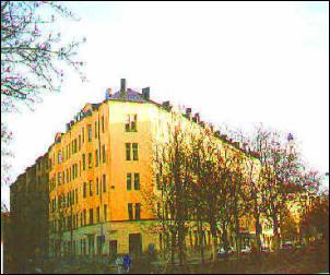 BoligBytte til,Sweden,Stockholm, 0k, S,House - Corner flat top floor