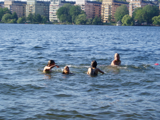 BoligBytte til,Sweden,Stockholm, 0k, S,Swim IN the city