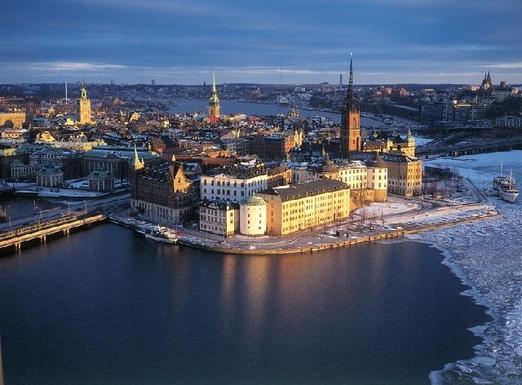 BoligBytte til,Sweden,Stockholm, 0k, S,Old city Winter