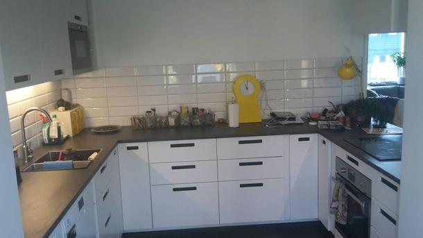 BoligBytte til,Sweden,Stockholm, 7k, S,Kitchen newly renovated