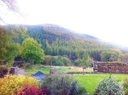 Home exchange in,Ireland,Thomastown,View from front garden