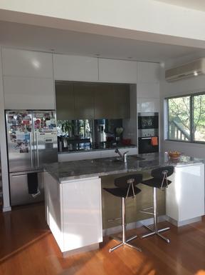 Home exchange in,Australia,DALEYS POINT,Kitchen