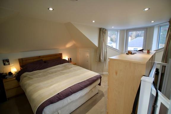BoligBytte til,United Kingdom,Edinburgh,Upstairs bedroom