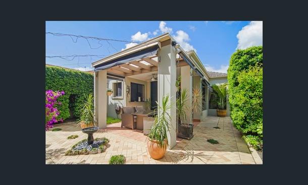 Home exchange in,Australia,gold coast,Back Garden