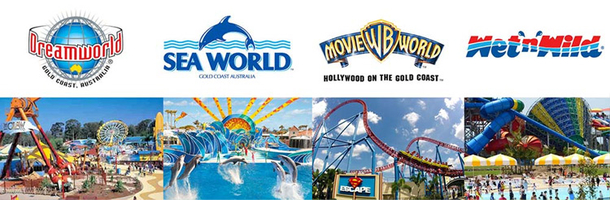Home exchange in,Australia,gold coast,There are even more theme parks
