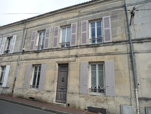 Home exchange in France,COGNAC, nouvelle aquitaine,Nice townhouse in Cognac,Home Exchange & Home Swap Listing Image