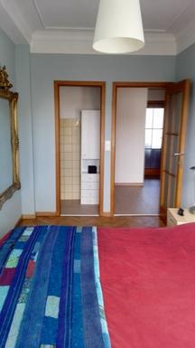 BoligBytte til,Belgium,Bruxelles,la chambre à coucher