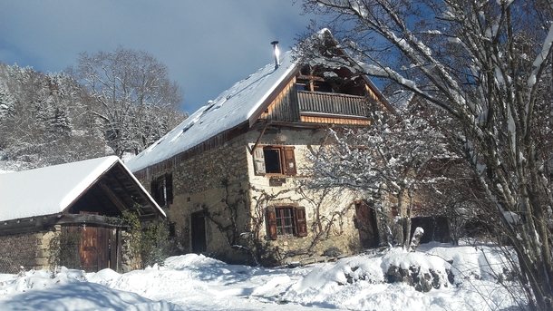 Home exchange country Fransa,Theys, Alpes,French Alps - near ski station,Home Exchange Listing Image