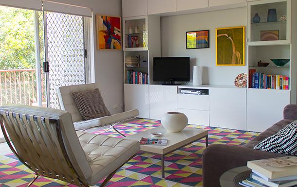 Home exchange in,Australia,Brisbane,Lounge