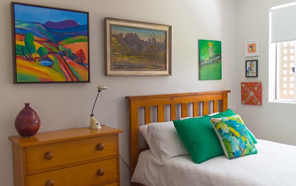 Home exchange in,Australia,Brisbane,2nd bedroom