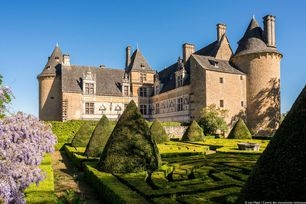 BoligBytte til,France,Rocamadour,Montal chateau and golf course