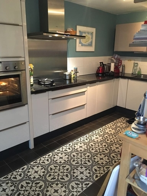 BoligBytte til,Netherlands,Amsterdam, 30m, S,Our fully equiped kitchen