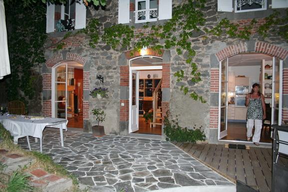 BoligBytte til,France,Aurillac,la terrasse :