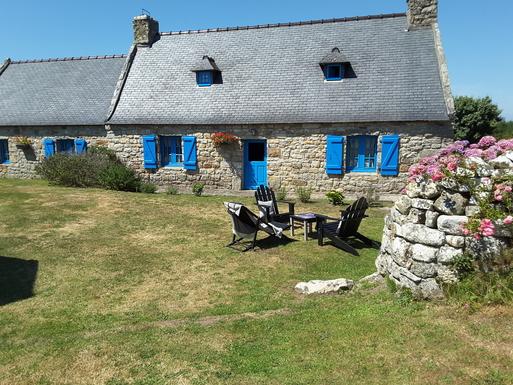 Wohnungstausch in Frankreich,CROZON-MORGAT, BRETAGNE,France - Quimper, 55k, NW - House (1 floor).,Home Exchange Listing Image