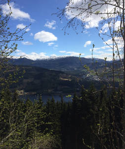 BoligBytte til,Norway,Voss,Beautiful view from a footpath nearby