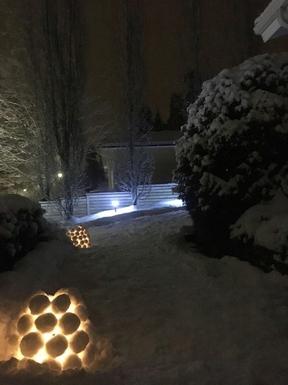 BoligBytte til,Finland,Tervakoski,Front yard