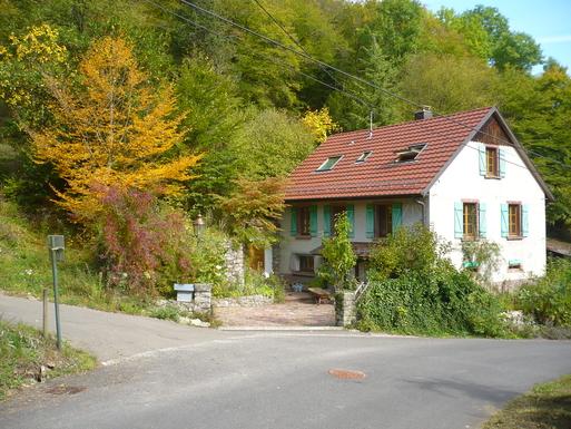 Murbach, 22 rue du Belchenthal...