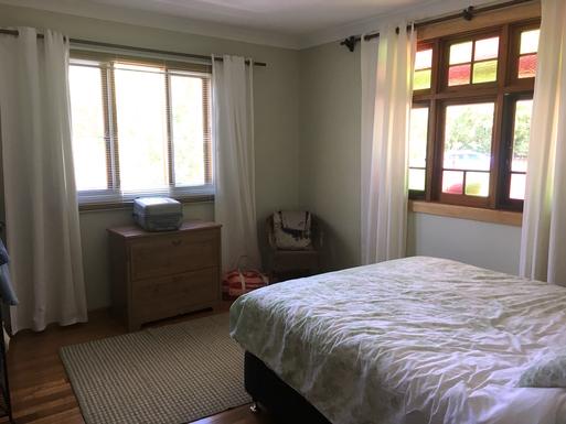 BoligBytte til,Australia,Leura,Queen bed in second bedroom