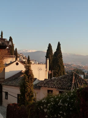Boligbytte i  Spania,GRANADA, GRANADA,SUNNY AND COSY HOUSE CLOSE TO ALHAMBRA,Home Exchange & House Swap Listing Image
