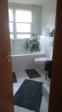 BoligBytte til,Germany,Eschborn,Bad mit Dusche und Badewanne