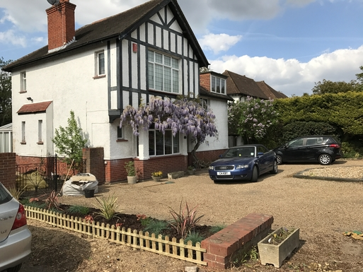 Home exchange in United Kingdom,Epsom, Surrey,Family home 13m SW of London,Home Exchange & House Swap Listing Image