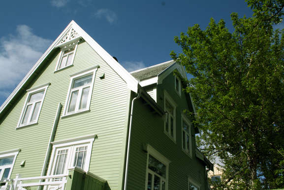 Home exchange in Norway,Tromsø, Norge,Villa Elvebakken,Home Exchange & House Swap Listing Image