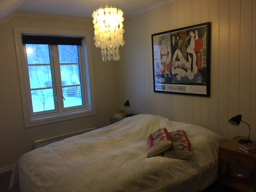 BoligBytte til,Norway,Nittedal,Master bedroom. All the bedrooms are on 1. floor