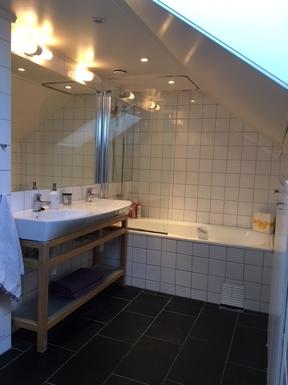 BoligBytte til,Norway,Nittedal,Bathroom on 1. floor