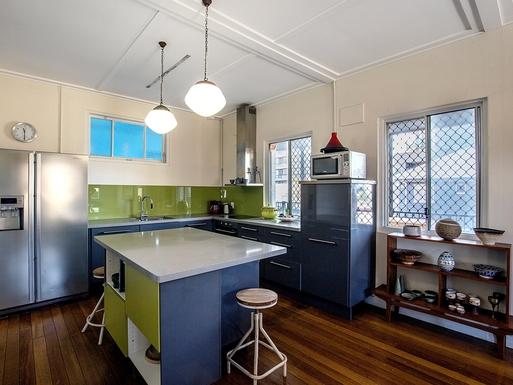 Home exchange in,Australia,Coolangatta,Kitchen