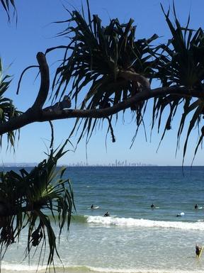 Home exchange in,Australia,Coolangatta,Kirra Beach