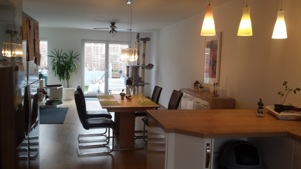 Home Exchange In,Germany,Nürnberg,Dining Room