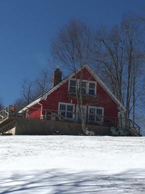 BoligBytte til USA,Boone, NC,Boone NC, mountaintop home,Boligbytte billeder
