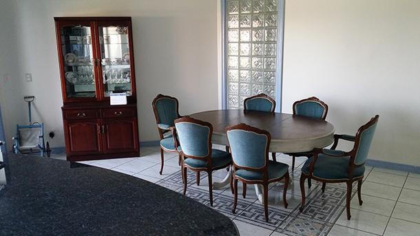 Home exchange in,Australia,SANDSTONE POINT,Groundfloor Dining Area