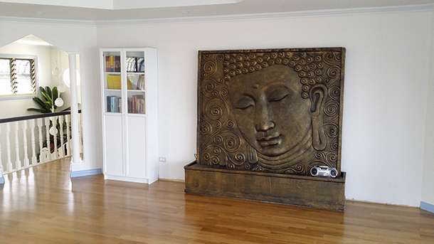 Home exchange in,Australia,SANDSTONE POINT,Upstairs-Meditation-Room-a